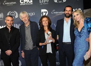 GDC-2015-Lauréats-Meilleur-Téléfilm-Série-TV-Engrenages-Tonya-Kinzinger-Philippe-Bas