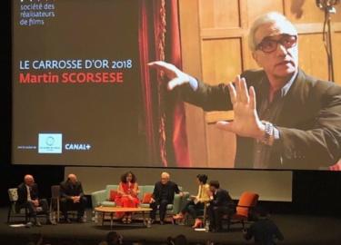 Master class du film Mean Street avec Martin Scorsese
