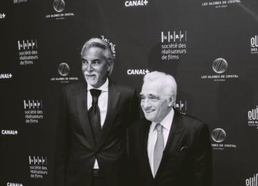 Mehdi Hamdi & Martin Scorsese