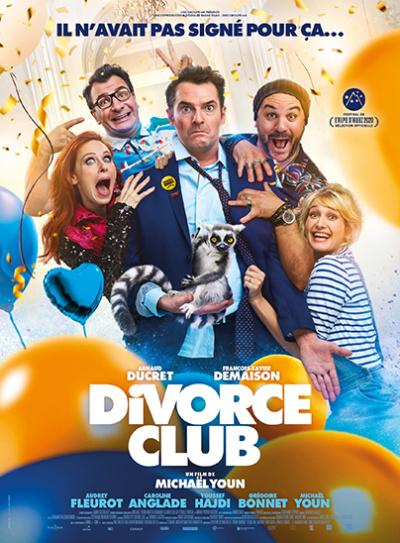 Le film Divorce club (1)